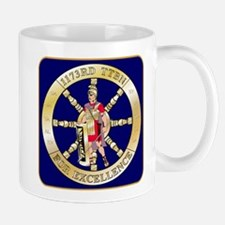 Coin front Mugs