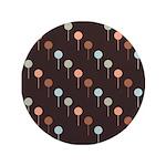 "Lolly Spots Polka Dot 3.5"" Button"
