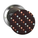 "Lolly Spots Polka Dot 2.25"" Button (100 pack)"