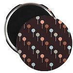 """Lolly Spots Polka Dot 2.25"""" Magnet (10 pack)"""