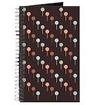 Lolly Spots Polka Dot Journal