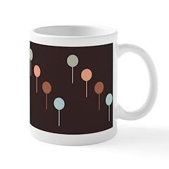 Lolly Spots Polka Dot Ceramic Coffee Mug