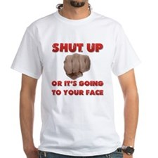 Cute Punch face Shirt
