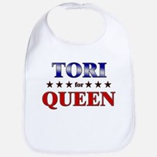 TORI for queen Bib