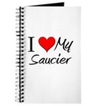 I Heart My Saucier Journal