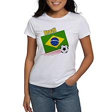 Brazil Soccer Team Tee