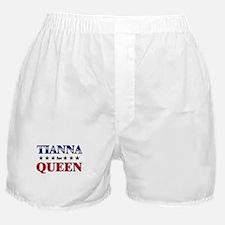 TIANNA for queen Boxer Shorts