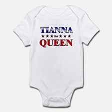 TIANNA for queen Onesie