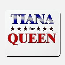 TIANA for queen Mousepad