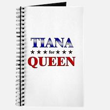 TIANA for queen Journal