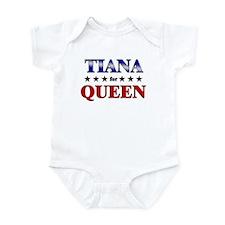 TIANA for queen Infant Bodysuit