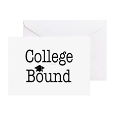 College Bound Greeting Card