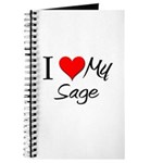 I Heart My Sage Journal