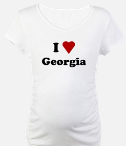 I Love Georgia Shirt