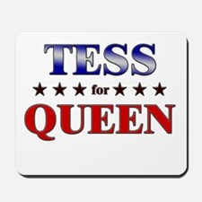 TESS for queen Mousepad