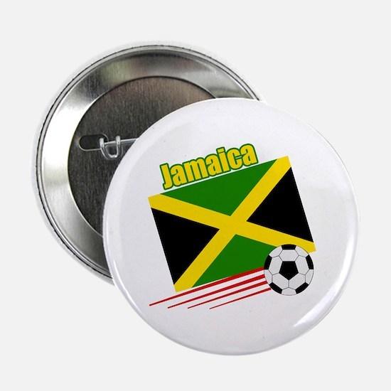 "Jamaica Soccer Team 2.25"" Button (10 pack)"