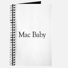 Mac Baby Journal
