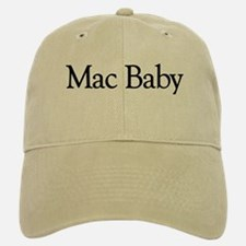 Mac Baby Baseball Baseball Cap