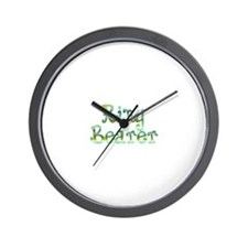 Ring Bearer 1 Wall Clock