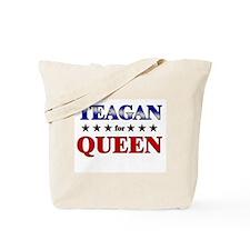 TEAGAN for queen Tote Bag
