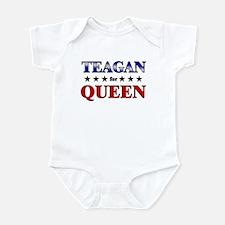 TEAGAN for queen Onesie