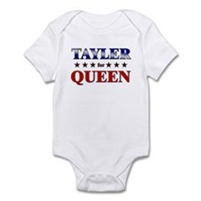 TAYLER for queen Infant Bodysuit