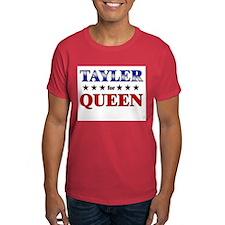 TAYLER for queen T-Shirt