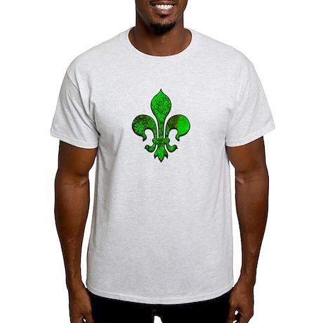 Irish Fleur de lis Light T-Shirt