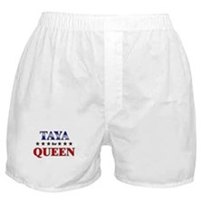 TAYA for queen Boxer Shorts