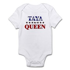TAYA for queen Infant Bodysuit
