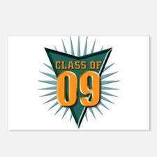 class of 09 Postcards (Package of 8)