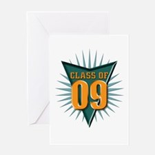 class of 09 Greeting Card
