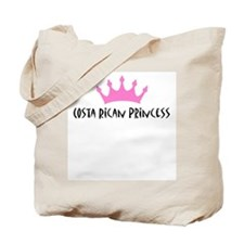 Costa Rican Princess Tote Bag