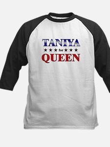 TANIYA for queen Tee