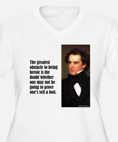 """Hawthorne """"Obstacle"""" T-Shirt"""