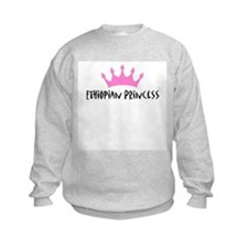 Ethiopian Princess Sweatshirt