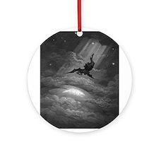 Cute Blake Ornament (Round)