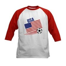 USA Soccer Team Tee