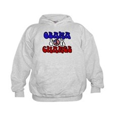 Obama For Change Hoodie