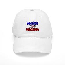 Obama For Change Baseball Cap
