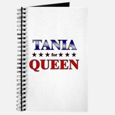 TANIA for queen Journal