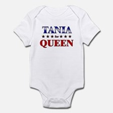 TANIA for queen Infant Bodysuit