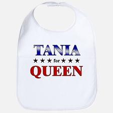TANIA for queen Bib