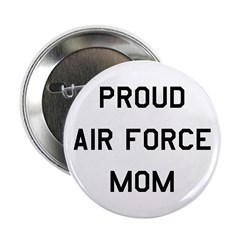 Air Force Mom Button