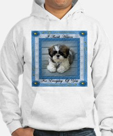 I Thank Heaven Jumper Hoody