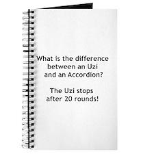 Uzi and the Accordion Journal