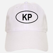 North Korea Oval Baseball Baseball Cap