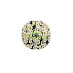 Head Gardener Mini Button (100 pack)