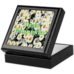 Head Gardener Keepsake Box