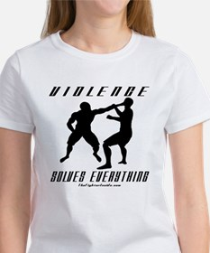 Violence Solves Everything w/ Tee
